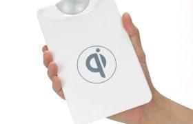 ワイヤレス給電の国際標準規格『Qi(チー)』をテーマにしたポータルサイト【充電パワスポ by Qi】の開設およびQi用オリジナル製品『置きらく充電』ブランド発表のお知らせ