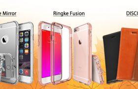 人気のシリーズにカラー・機種のバリエーションを追加!【 Ringke Fusion / Ringke Fusion Mirror / DISCOVER 】